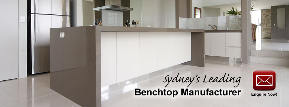 Kitchen benchtops manufacturer sydney dnj marble for Kitchen manufacturers sydney